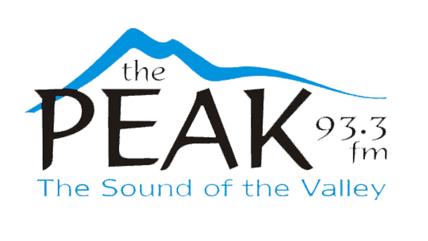 Peak Radio Station Logo